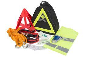 Eco - Emergency Car Kit - Orange