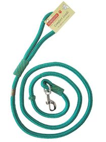 Kunduchi -  Comfort Clip Lead - Green - 1.6m