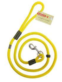 Kunduchi -  Comfort Clip Lead - Yellow - 1.6m