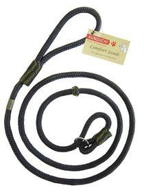 Kunduchi -  Comfort Slip Lead - Black - 2m