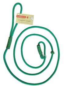 Kunduchi -  Comfort Slip Lead - Green - 2m