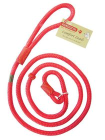 Kunduchi -  Comfort Slip Lead - Red - 2m