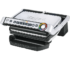 Tefal - Grill Optigrill Griller - Silver