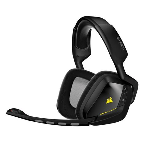 Corsair - Gaming Void Wireless Headset - Carbon (PC)