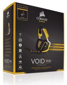 Corsair Gaming Void Wireless Headset - Yellow (PC)