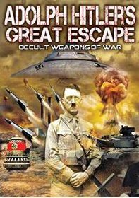 Adolph Hitler's Great Escape:Occult W - (Region 1 Import DVD)