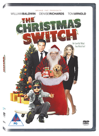 The Christmas Switch (DVD)