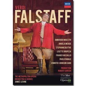 Verdi:Falstaff - (Region 1 Import DVD)