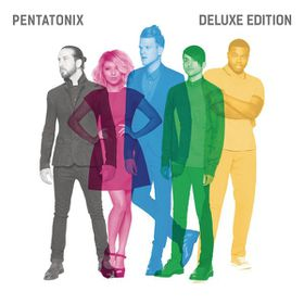 Pentatonix - Pentatonix (Deluxe Version) (CD)