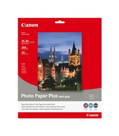 "Canon SG-201 10""x 12"" Photo Paper (20 sheets)"