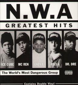 Nwa Greatest Hits - (Import Vinyl Record)
