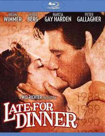 Late for Dinner - (Region A Import Blu-ray Disc)
