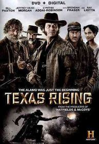 Texas Rising - (Region 1 Import DVD)