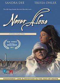 Never Alone - (Region 1 Import) (DVD)