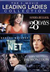 28 Days/Net/Premonition - (Region 1 Import DVD)