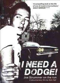 I Need a Dodge:Joe Strummer on The Ru - (Region 1 Import DVD)