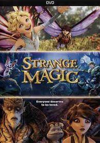 Strange Magic - (Region 1 Import DVD)