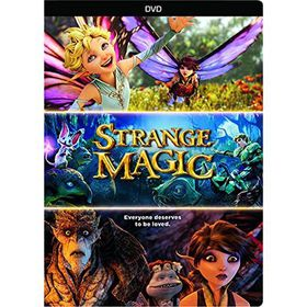 Strange Magic - (Region 1 Import DVD)