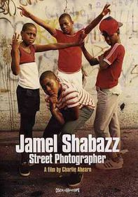 Jamel Shabazz Street Photographer - (Region 1 Import DVD)