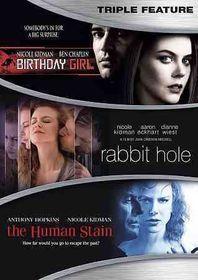 Nicole Kidman Triple Feature - (Region 1 Import DVD)