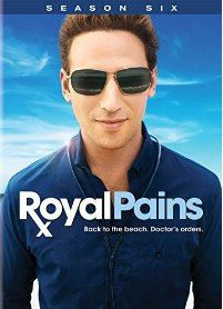 Royal Pains:Season Six - (Region 1 Import DVD)
