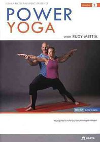 Power Yoga - (Region 1 Import DVD)
