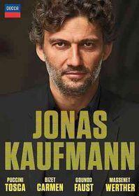 Jonas Kaufmann:Carmen/Tosca/Fa - (Region 1 Import DVD)