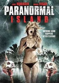 Paranormal Island - (Region 1 Import DVD)