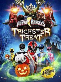 Power Rangers:Trickster Treat - (Region 1 Import DVD)