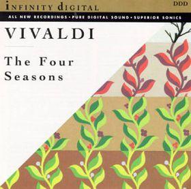 Vivaldi:Four Seasons - (Import CD)