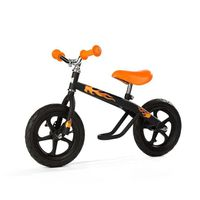 Chillafish Jack Retro style balance bike - Black & Fire