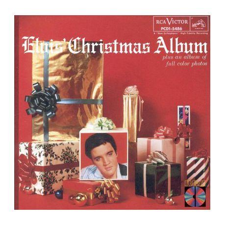Elvis Christmas Album Vinyl.Elvis Presley Elvis Christmas Album Vinyl