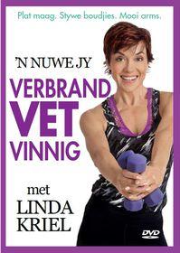 Verbrand Vet Vinnig met Linda Kriel (DVD)