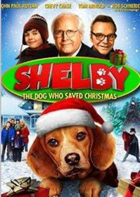 Shelby - The Dog who Saved Christmas (DVD)