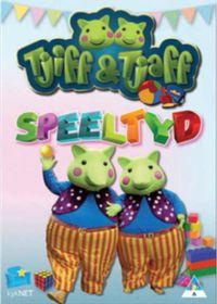 Tjiff & Tjaff: Speeltyd (DVD)