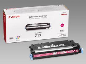 Canon 717 Magenta Laser Toner Cartridge