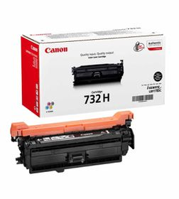Canon 732 Black 12K Laser Toner Cartridge