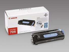 Canon Cartridge 706 Black Laser Toner