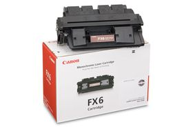 Canon FX-6 Black Laser Toner Cartridge