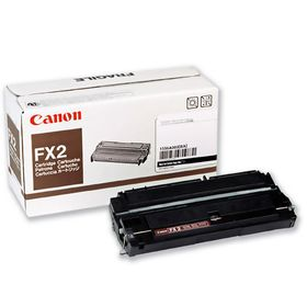 Canon FX-2 Black Laser Toner Cartridge