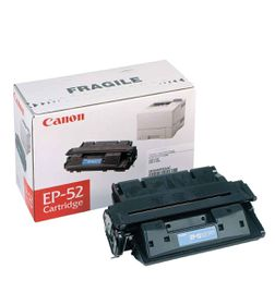 Canon EP-52 Black Laser Toner Cartridge