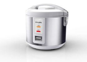 Philips - Rice Cooker - White