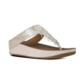 FitFlop Cha Cha - Silver