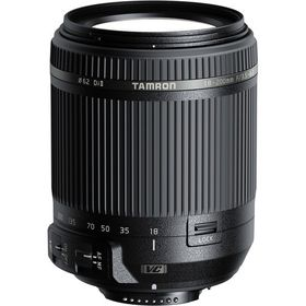 Tamron 18-200mm f3.5-6.3 Di ll VC Zoom Lens