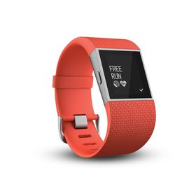 Fitbit Surge - Tangerine Small