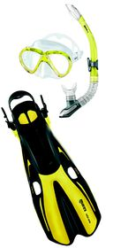 Mares Aquazone Set - Volo One Marea - Yellow - Medium