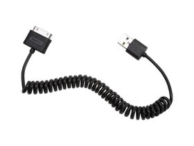 Griffin USB to Dock Connector Cable - Coiled