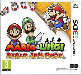 3DS Mario & Luigi Paper Jam Bros. (3DS)