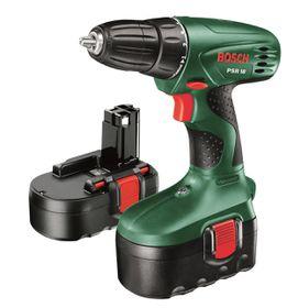 Bosch - PSR 18 V - 18V Nickel Cadmium - Green
