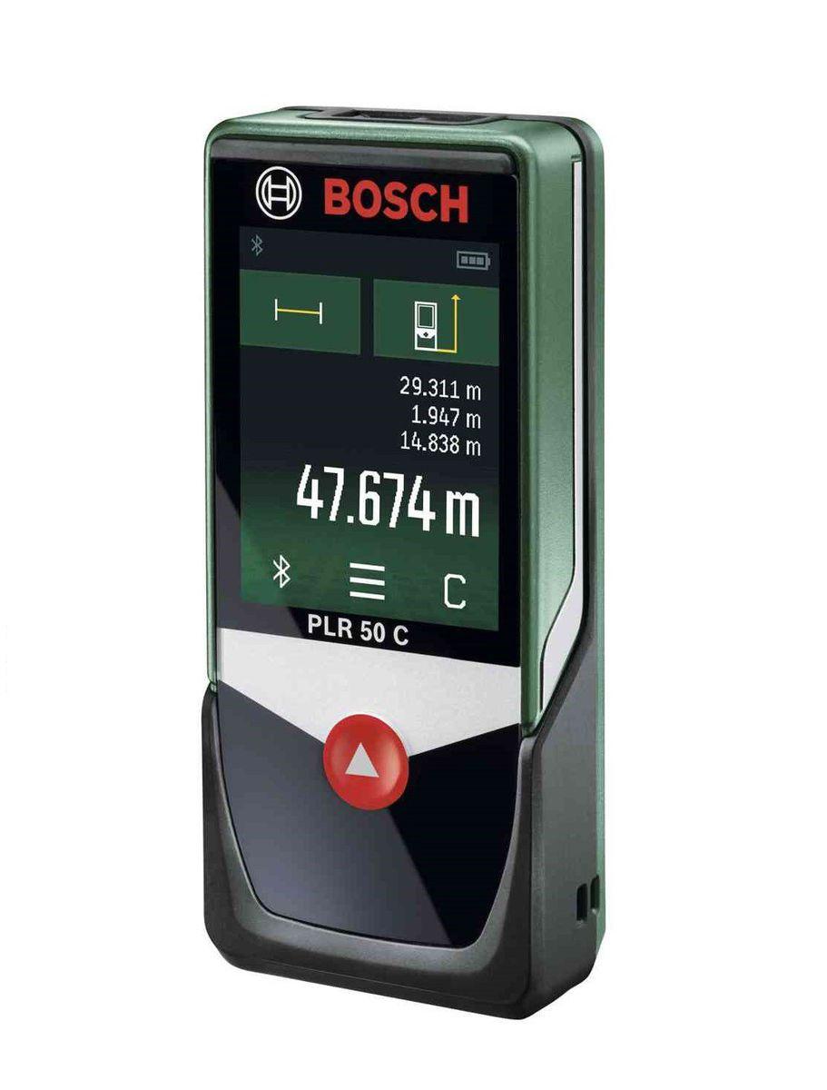 Bosch mt plr 50 c laser measure buy online in south for Trepied pour laser bosch
